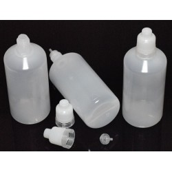 100ml PE Bottle with tip