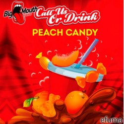 Call Us Or Drink - Peach Candy