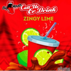 Call Us Or Drink - Zingy Lime