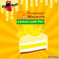 Pumpkin Walnuts - Lemon Lush Pie