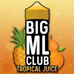 Tropical Juice - Big ML Club, 120ml