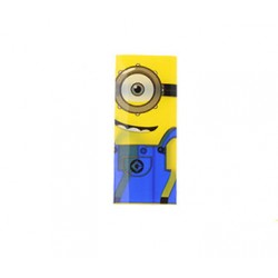 Batteri Wraps, 18650 - Minion
