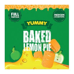 Yummy - BAKED LEMON PIE