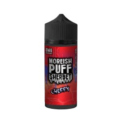 Cherry Sherbet - Moreish Puff, 120ml