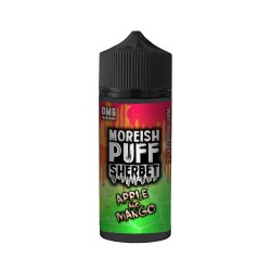 Apple & Mango Sherbet - Moreish Puff, 120ml