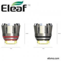 5stk Coil Head for Ello Series - HW-M / HW-N