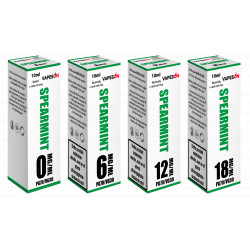 Spearmint, 10ml - Vapeson