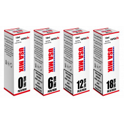USA Mix, 10ml - Vapeson