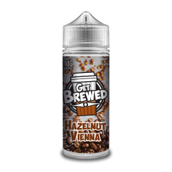 Hazelnut Vienna - Moreish Puff, 120ml