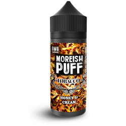 Tobacco, Honey & Cream - Moreish Puff, 120ml