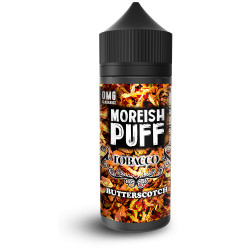 Tobacco, Butterscotch - Moreish Puff, 120ml