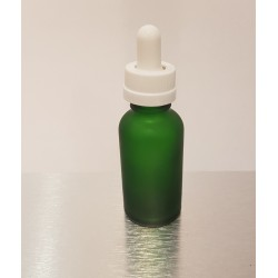 30ml Sandblasted pipette bottle - Bottles