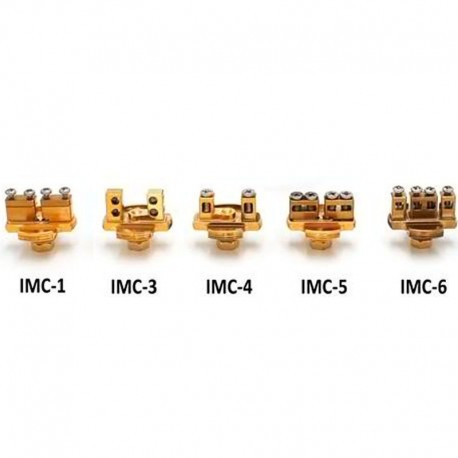 IJOY COMBO Gold-Plated RDTA  - iJoy