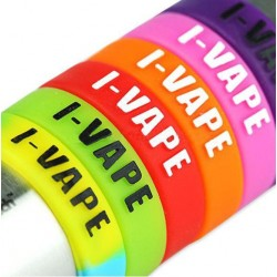 Silicone Vape band - Batteries