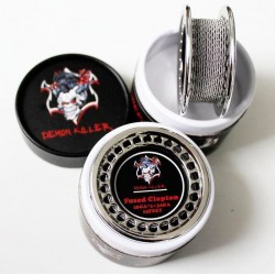 Demon Killer Clapton Wire Rolls - 15ft - Clapton Wire