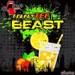 Beast Range - Beast Energy Tea - Big Mouth