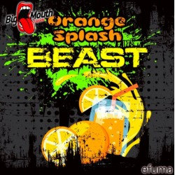 Beast Range - Beast Orange Splash - Big Mouth