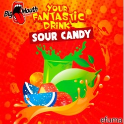 Your Fantastic Drink - Sour Candy  - Big Mouth