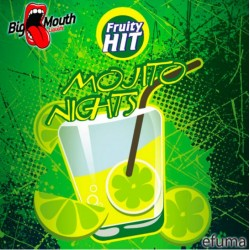 Fruity Hit - Mojito Nights  - Big Mouth