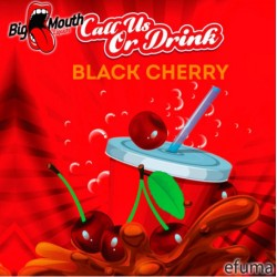 Call Us Or Drink - Black Cherry - Big Mouth
