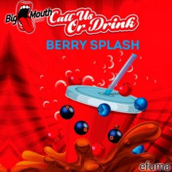 Call Us Or Drink - Berry Splash - Big Mouth