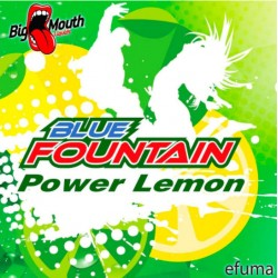 Blue Fountain - Power Lemon - Big Mouth