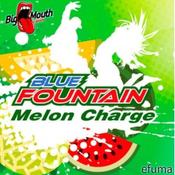 Blue Fountain - Melon Charge - Big Mouth