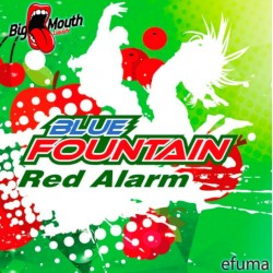 Blue Fountain - Red Alarm - Big Mouth