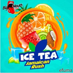 Ice Tea - Jamaican Rush  - Big Mouth
