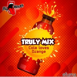 Truly Mix - Cola Loves Orange  - Big Mouth