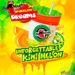 Sparkling Dreams - Unforgettable Kiwi Melon  - Big Mouth