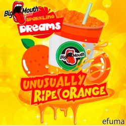 Sparkling Dreams - Unusually Ripe Orange  - Big Mouth