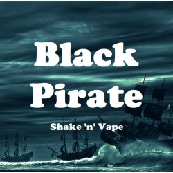 Black Pirate 20+10ml - Flavourhouse  - FlavourHouse