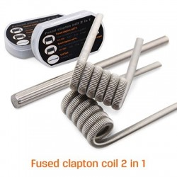GeekVape Fused Clapton Coil 2 In 1  - Clapton Wire