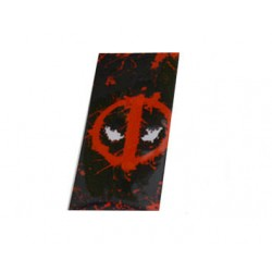 Batteri Wraps, 18650 - Deadpool - Accessories