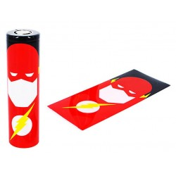 Batteri Wraps, 18650 - The Flash - Accessories
