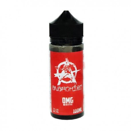 Anarchist Red, 120ml  - Anarchist