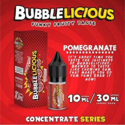 Pomegranate - Bubblelicious - Bubblelicious