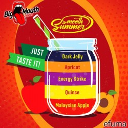 Smooth Summer - (MQEAD)  - Big Mouth Aroma