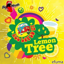 All Loved Up - Lemon Tree  - Big Mouth Aroma