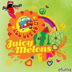 All Loved Up - Juicy Melons  - Big Mouth Aroma