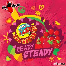All Loved Up - Ready Steady  - Big Mouth Aroma