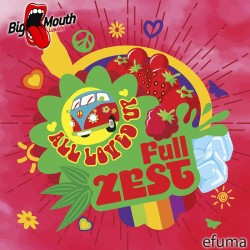All Loved Up - Full Zest  - Big Mouth Aroma