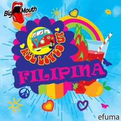 All Loved Up - Filipina  - Big Mouth Aroma