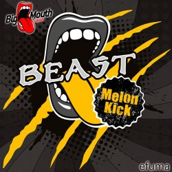 Classical - Beast - Melon kick  - Big Mouth Aroma