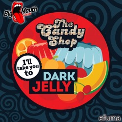 The Candy Shop - Dark Jelly  - Big Mouth Aroma