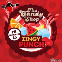 The Candy Shop - Zingy Punch  - Big Mouth Aroma