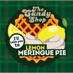 The Candy Shop - Lemon Meringue Pie  - Big Mouth Aroma
