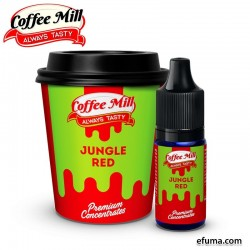 Jungle Red, 10ml - Coffeemill  - Coffeemill