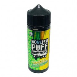 Lemon & Sour Apple - Moreish Puff, 120ml  - Moreish Puff